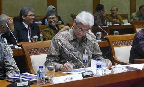 LKPP Siap Kejar Tiga Target Utama di 2018