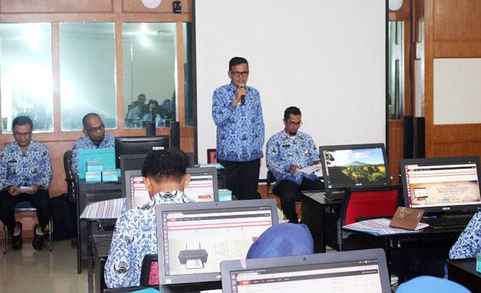 BLP Padang Gelar Sosialisasi SIRUP, Admin RUP Harus Paham Entrykan Paket Pengadaan Barang/Jasa